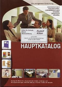 Hauptkatalog for Einrichtung katalog